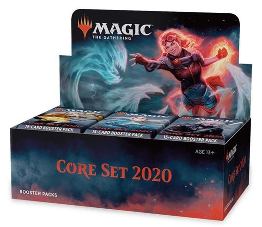 Core set 2020-MTG Pack-Multizone: Comics And Games