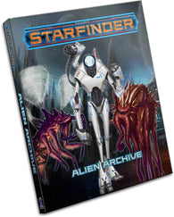 Starfinder Alien Archive-Starfinder-Multizone: Comics And Games