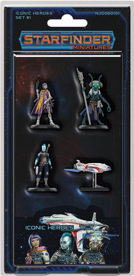 Starfinder Iconic Heroes