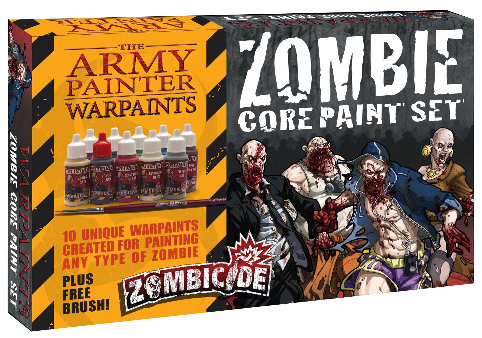 Zombicide Paint set-Board Game-Multizone: Comics And Games | Multizone: Comics And Games