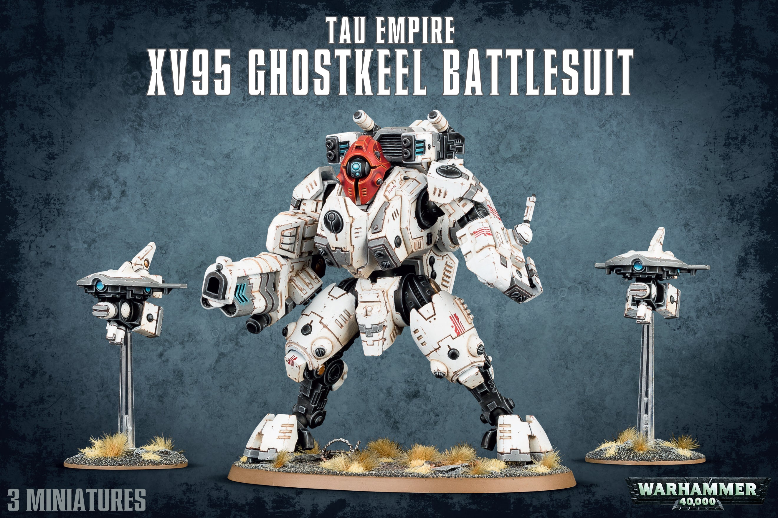 XV95 Ghostkeel Battlesuit-Warhammer 40k-Multizone: Comics And Games | Multizone: Comics And Games
