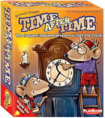 Time After Time (ENG/FR)