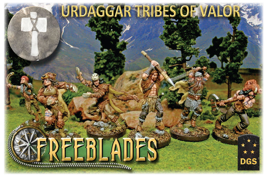 Urdaggar Tribes of Valor: Starter Box
