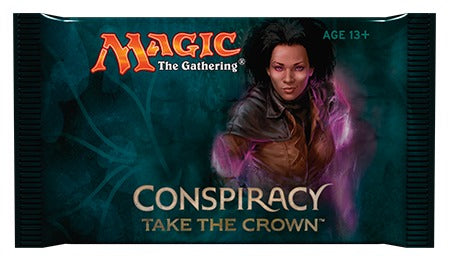 Conspiracy Take the Crown - Packs
