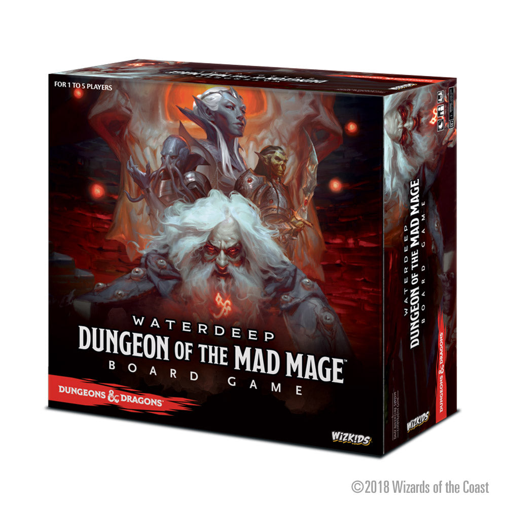 D&D: Dungeon of the Mad Mage Board Game (ENG) | Multizone: Comics And Games