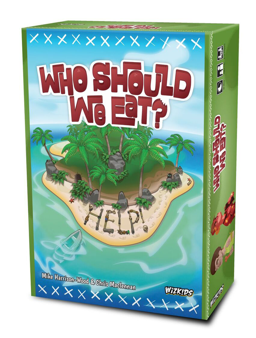 Who should we eat?-Board Game-Multizone: Comics And Games | Multizone: Comics And Games