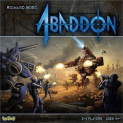 Abaddon (ENG)-Board game-Multizone: Comics And Games