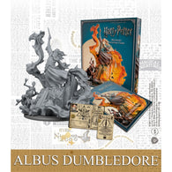 ALBUS DUMBLEDORE (English)-Harry Potter Miniature Game-Multizone: Comics And Games