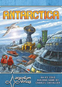 Antarctica (ENG)-Board game-Multizone: Comics And Games | Multizone: Comics And Games