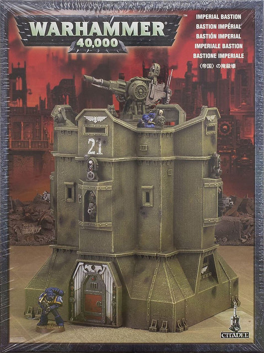 Imperial Bastion-Miniatures|Figurines-Multizone: Comics And Games