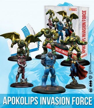 Apokolips Invasion Force (BOX)-Batman Miniature Game-Multizone: Comics And Games | Multizone: Comics And Games