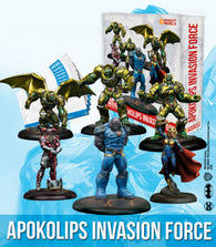 Apokolips Invasion Force (BOX)-Batman Miniature Game-Multizone: Comics And Games