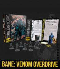 BANE: Venom Overdrive-Batman Miniature Game-Multizone: Comics And Games