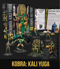 BAT-BOX KOBRA: KALI YUGA-Batman Miniature Game-Multizone: Comics And Games