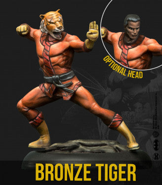 Bronze Tiger-Miniatures|Figurines-Multizone: Comics And Games | Multizone: Comics And Games