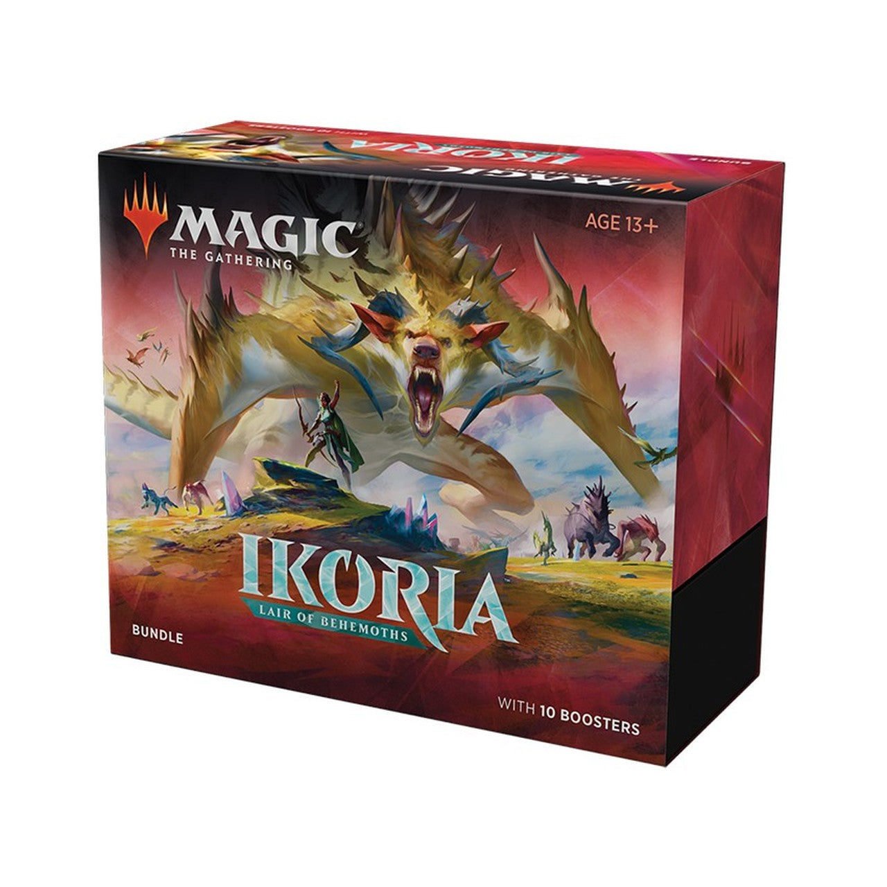 Ikoria bundle | Multizone: Comics And Games