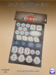 Bushido token set ( Punch board)-Miniatures|Figurines-Multizone: Comics And Games