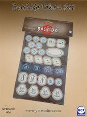 Bushido token set ( Punch board)-Miniatures|Figurines-Multizone: Comics And Games | Multizone: Comics And Games