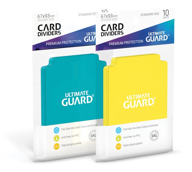 Ultimate Guard Card Dividers-Storage-Multizone: Comics And Games | Multizone: Comics And Games