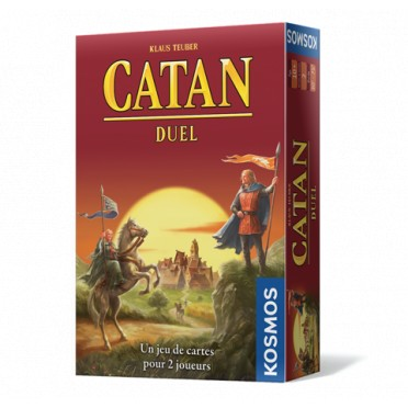 Catan: Duel-card game-Multizone: Comics And Games | Multizone: Comics And Games