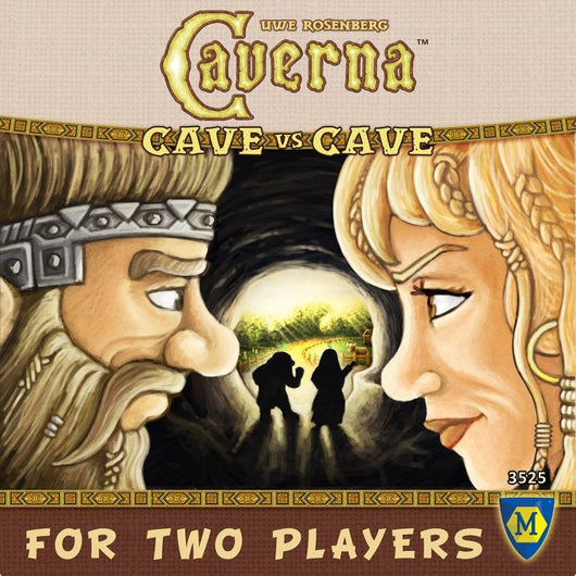 Caverna: Cave vs Cave expansion (ENG)