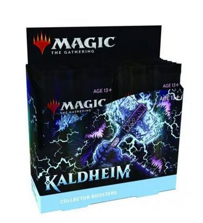 Kaldheim Collector Booster | Multizone: Comics And Games