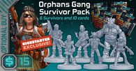Zombicide: Invader - Orphans
