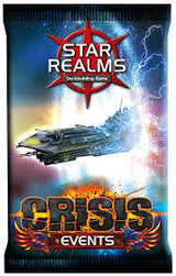 Star realms expansion booster: Crisis(ENG)