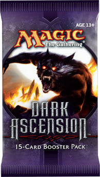 Dark Ascension - Packs