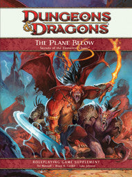 D&D 4e: The plane below: Secret of elemental chaos (ENG)-Dungeons & Dragons-Multizone: Comics And Games | Multizone: Comics And Games