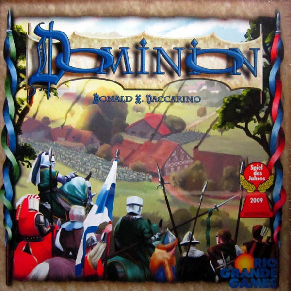 Dominion-Board game-Multizone: Comics And Games | Multizone: Comics And Games