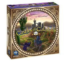 Castles of Caladale (ENG)-Board game-Multizone: Comics And Games | Multizone: Comics And Games