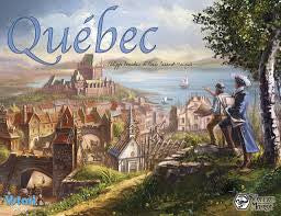 Quebec-Board game-Multizone: Comics And Games | Multizone: Comics And Games