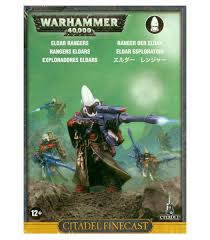 Eldar Rangers | Multizone: Comics And Games