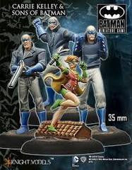 CARRIE KELLEY & SONS OF BATMAN-Miniatures|Figurines-Multizone: Comics And Games | Multizone: Comics And Games