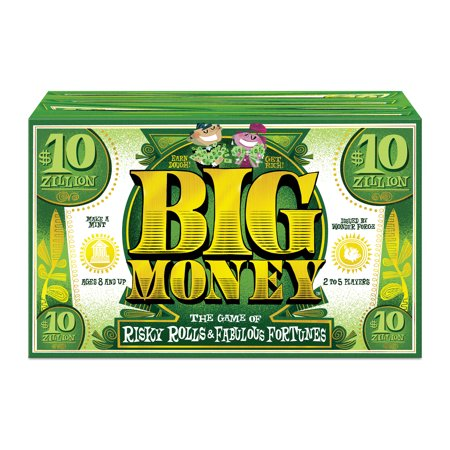 big money-Board Game-Multizone: Comics And Games