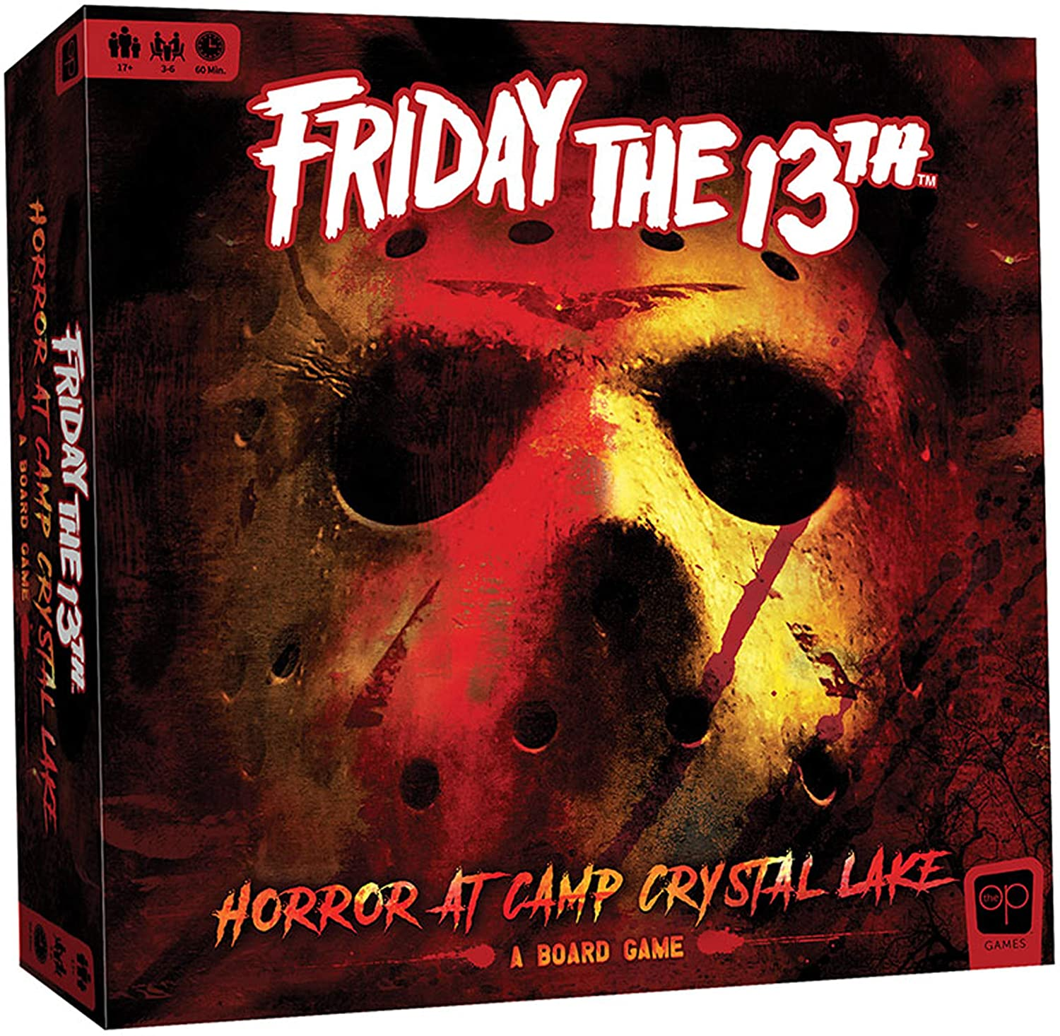 Friday the 13th | Multizone: Comics And Games