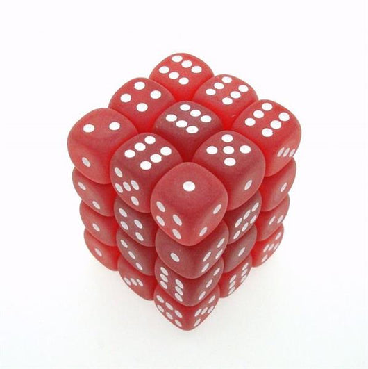 6 sided 36 piece set Dices