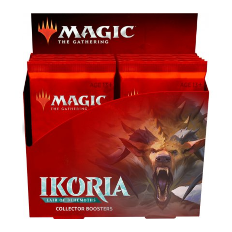 Ikoria Collector Booster | Multizone: Comics And Games