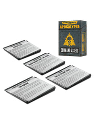 Apocalypse Command Assets-Warhammer 40k-Multizone: Comics And Games