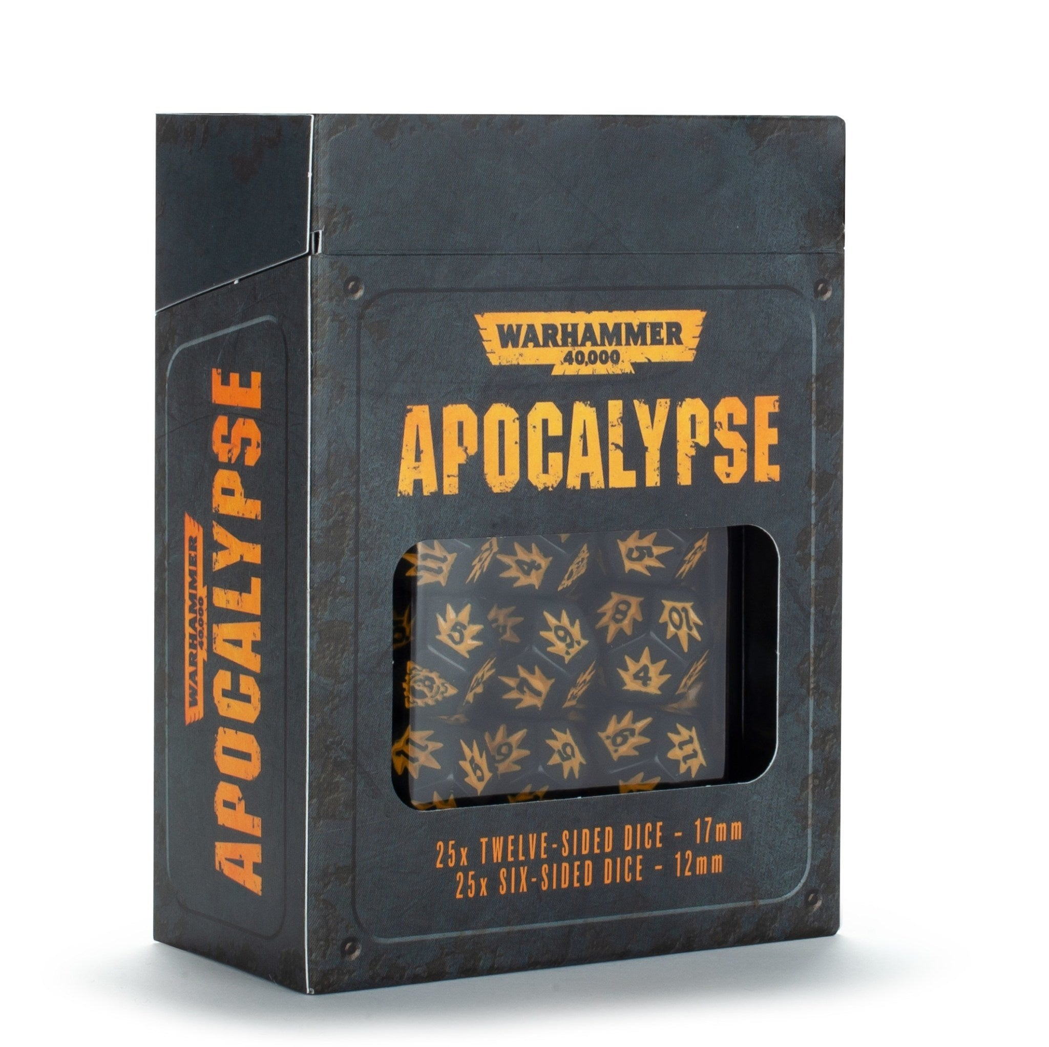 Apocalypse Dice-Warhammer 40k-Multizone: Comics And Games | Multizone: Comics And Games