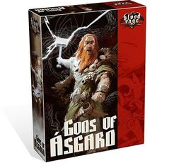 Blood Rage: Gods of Asgard-Board game-Multizone: Comics And Games | Multizone: Comics And Games