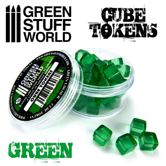 Cube Tokens