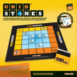 Grid Stones (FR/ENG)-Board game-Multizone: Comics And Games