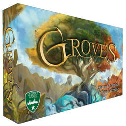Groves-Board game-Multizone: Comics And Games | Multizone: Comics And Games