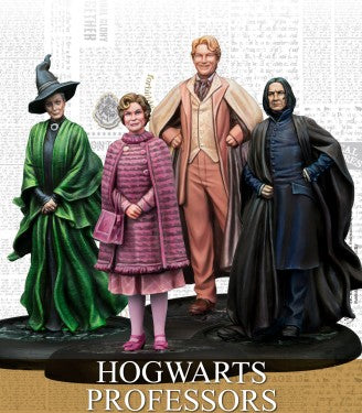 HOGWARTS PROFESSORS-Miniatures|Figurines-Multizone: Comics And Games | Multizone: Comics And Games