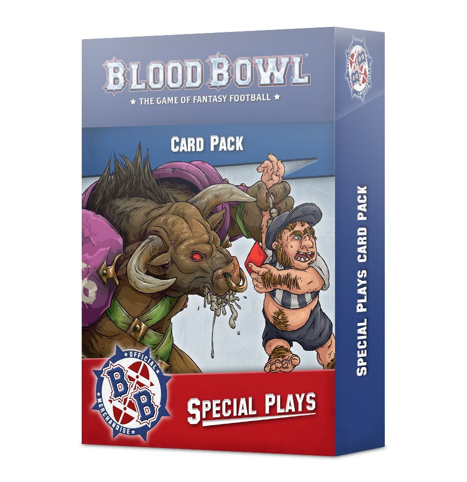 Blood Bowl: Special Plays Cards | Multizone: Comics And Games