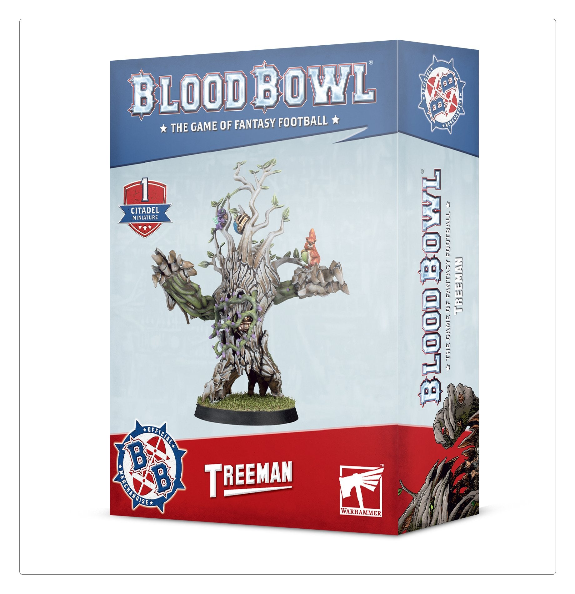 Blood Bowl: Treeman | Multizone: Comics And Games