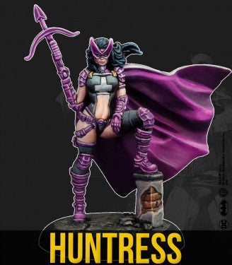 HUNTRESS (MV)