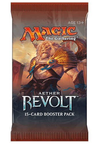 Aether revolt - Pack